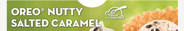 OREO NUTTY SALTED CARAMEL